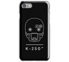 K-2SPHRHD iPhone Case/Skin