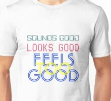 5 seconds of summer sounds good feels good ANN Unisex T-Shirt