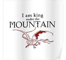 King under the Mountain Poster