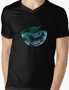 Aurora Mens V-Neck T-Shirt