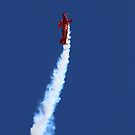Airshow Stunts by Laura Puglia