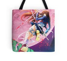 Nanaho - Blooded Moon Tote Bag
