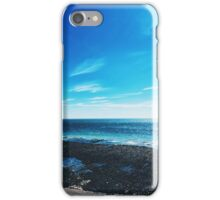 Peacehaven Beach in Summer iPhone Case/Skin