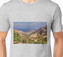 Tarpon Springs Boulevard View Unisex T-Shirt