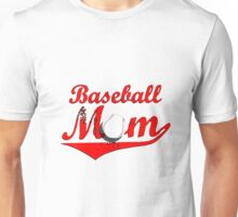 baseball mom ANN Unisex T-Shirt