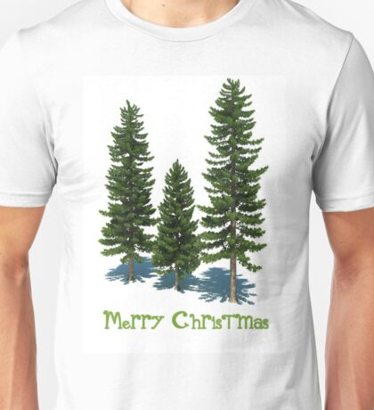 Christmas Card 1 Unisex T-Shirt