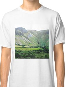 Majestic Mountains, Donegal, Ireland Classic T-Shirt