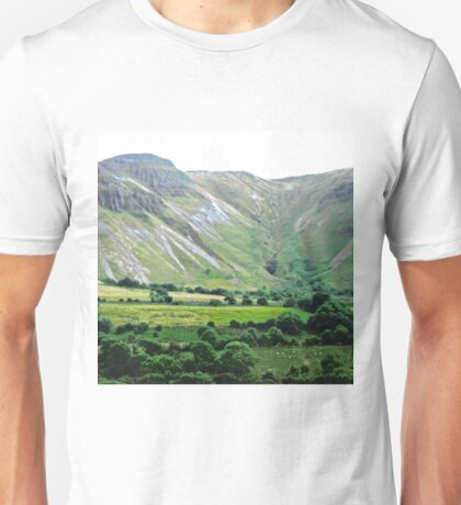Majestic Mountains, Donegal, Ireland Unisex T-Shirt