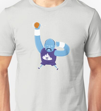 Karl Malone the Mailman Unisex T-Shirt