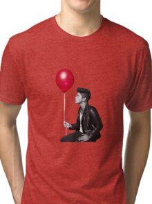 bruno mars balloon ANN Tri-blend T-Shirt