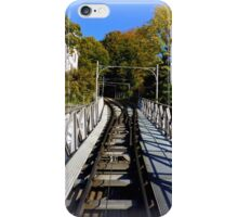 Zurich Polybahn iPhone Case/Skin