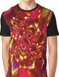 Abstract smoke art design Graphic T-Shirt