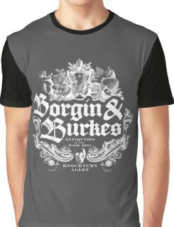 Borgin and Burkes Graphic T-Shirt