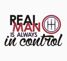 REAL MAN is always in control (5) by PlanDesigner