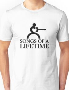 GREG LAKE Songs of a life time Unisex T-Shirt