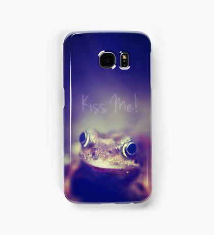 Kiss Me Samsung Galaxy Case/Skin
