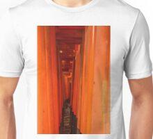 In between Unisex T-Shirt
