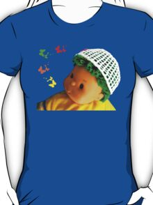 Baby doll with butterflies T-Shirt