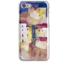 Pitigliano, a beautiful village in Tuscany iPhone Case/Skin