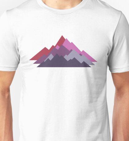 Painted Peaks Unisex T-Shirt