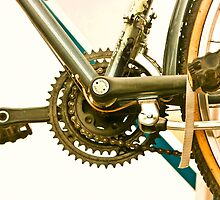 Bicycle Gears by Buckwhite