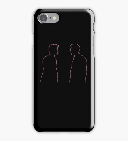Just Ask Man iPhone Case/Skin