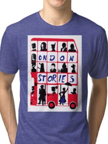 London Stories Tri-blend T-Shirt