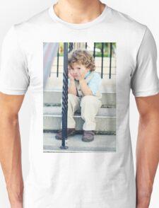 Peek a boo! Unisex T-Shirt