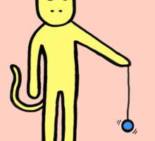 Yoyo Cat Sticker
