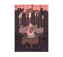 Brother and Sister Art Print