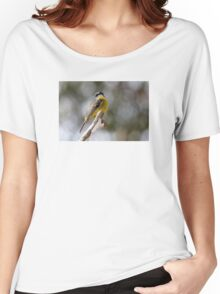 Eastern Yellow Robin Women's Relaxed Fit T-Shirt