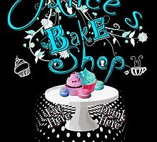 Alice's Bake Shop by AllMadDesigns