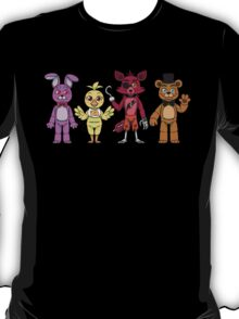 Five Nights at Freddy's Day Version  T-Shirt
