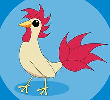 Rooster by mstiv