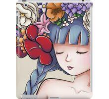 """Blooming Marigolds""  iPad Case/Skin"