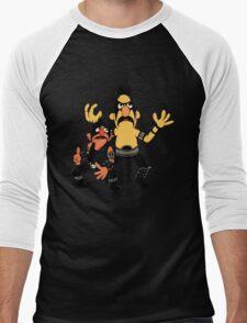 NORWEGIAN STREET Men's Baseball ¾ T-Shirt