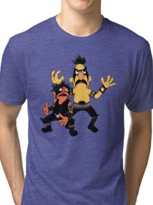 NORWEGIAN STREET Tri-blend T-Shirt