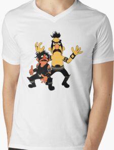 NORWEGIAN STREET Mens V-Neck T-Shirt
