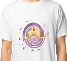 Shiny happy Jirachi laughing Classic T-Shirt