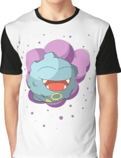 Shiny happy Koffing Laughing Graphic T-Shirt