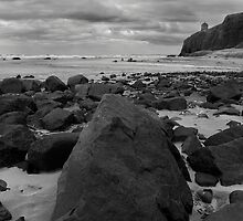 Black Rock by MarcoBell