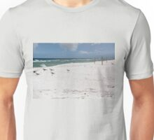 Beach Birds I Unisex T-Shirt