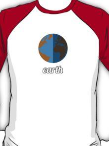 Planets - EARTH T-Shirt