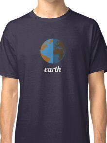 Planets - EARTH Classic T-Shirt