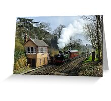 Bewdley Auto Greeting Card