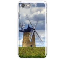 Windmill in Oxfordshire iPhone Case/Skin