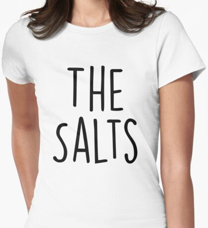 The Salts Womens Fitted T-Shirt