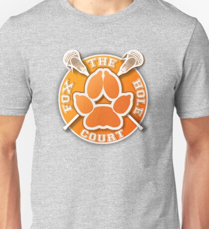 The Foxhole Court (Court Emblem) Unisex T-Shirt