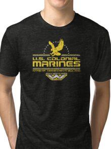 Aliens Tri-blend T-Shirt