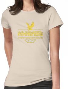 Aliens Womens Fitted T-Shirt